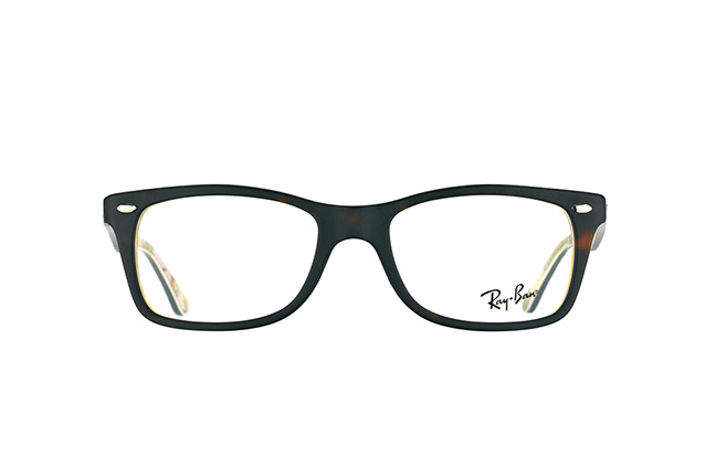 Ray-Ban RX 5228 5409 perspective view