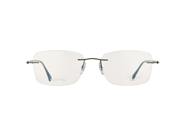 Ray-Ban RX 8725 1028 perspective view