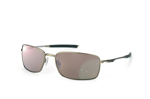 b0d1e621b5 ... Oakley Sunglasses  Oakley Ti Square Wire OO 6016 03. null perspective  view ...
