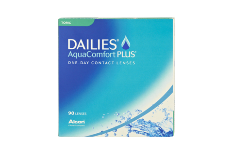Dailies AquaComfort Plus Toric - 90/pkt