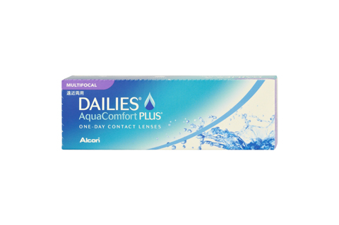 Dailies DAILIES AquaComfort Plus Multifocal Frontansicht