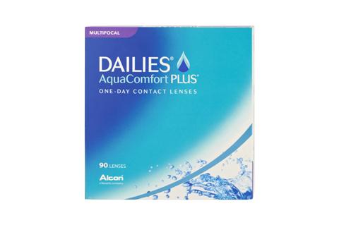 Dailies AquaComfort Plus Multifocal - 90/pkt