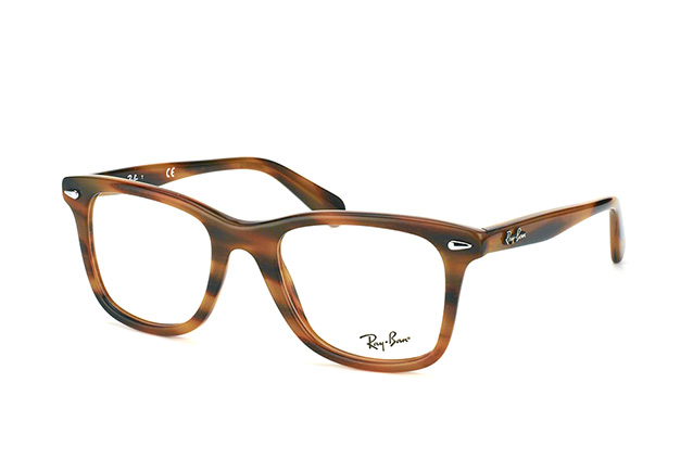 Ray-Ban RX 5317 5384 perspective view