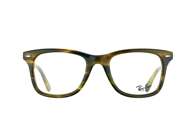 Ray-Ban RX 5317 5385 perspective view