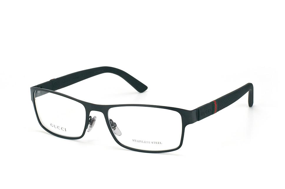 Sonnenbrille schwarz Aluminium Nasensteg leicht rutschfest