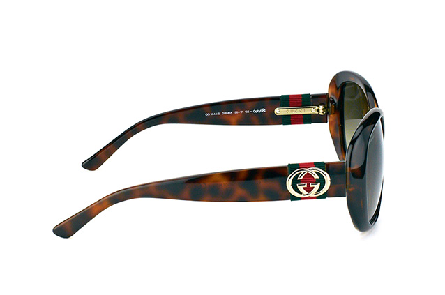 Gucci GG 3644/S DWJ HA perspective view