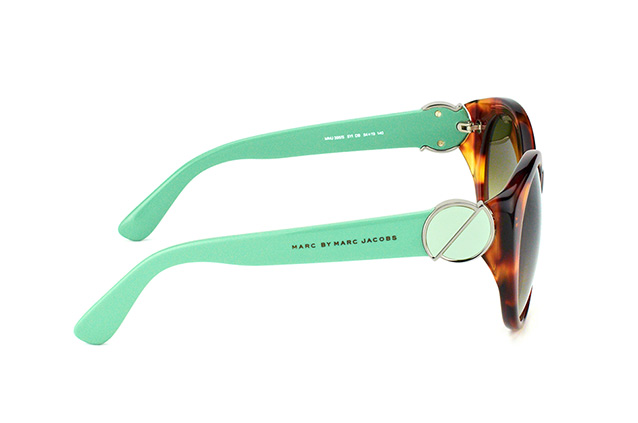 Marc by Marc Jacobs MMJ 396/S 5YI DB perspective view