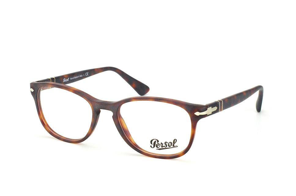 PERSOL Persol Herren Brille » PO3122V«, braun, 96 - braun