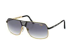 Cazal 9051 001, Aviator Sonnenbrillen, Goldfarben