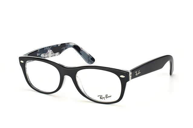 Ray-Ban New Wayfarer RX 5184 5405 vista en perspectiva