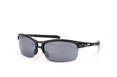 Oakley RPM Squared OO 9205 01, Sporty Sonnenbrillen, Schwarz