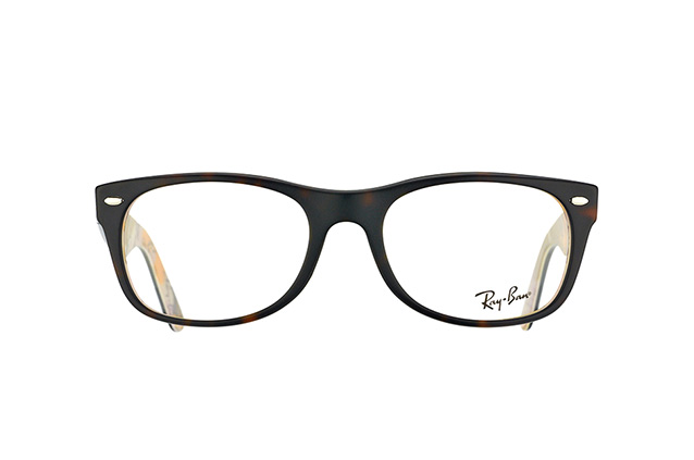 Ray-Ban New Wayfarer RX 5184 5409 perspective view