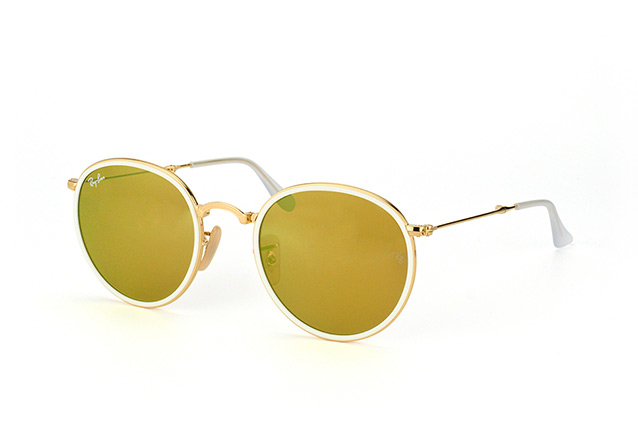 Ray-Ban ROUND RB 3517 001/93 vista en perspectiva