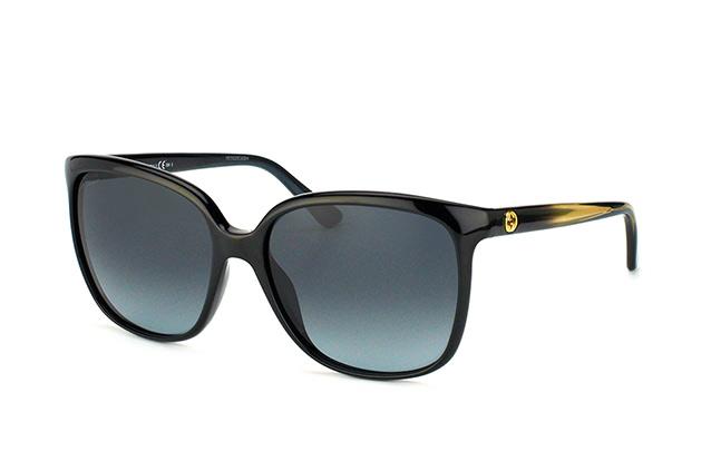 Gucci Sonnenbrille 3696/S HD (57 mm) schwarz 73ZxEXWIDj