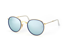 Ray-Ban Round RB 3517 001/30 petite