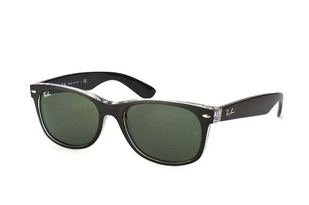 Ray-Ban New Wayfarer RB 2132 6052 large Perspektivenansicht