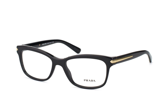 Prada PR 10RV 1AB-1O1 perspective view