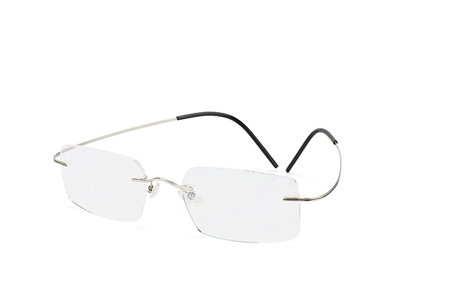 Mister Spex Collection Carter Titanium 1065 001 vue en perpective