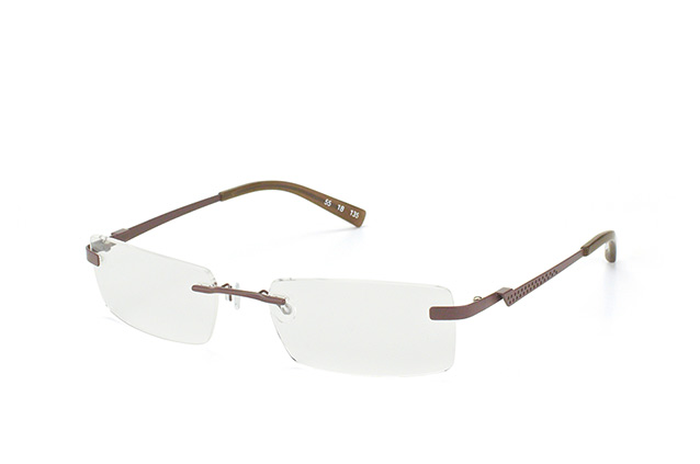 Mister Spex Collection Rush Titanium 1060 C2 Perspektivenansicht