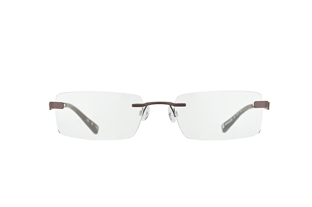 Mister Spex Collection Rush Titanium 1060 C2 vista en perspectiva