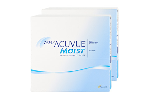 Stockists of Acuvue 3.25
