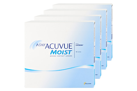 Stockists of Acuvue 4.5