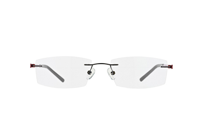 Mister Spex Collection Neville Titanium 003 Perspektivenansicht