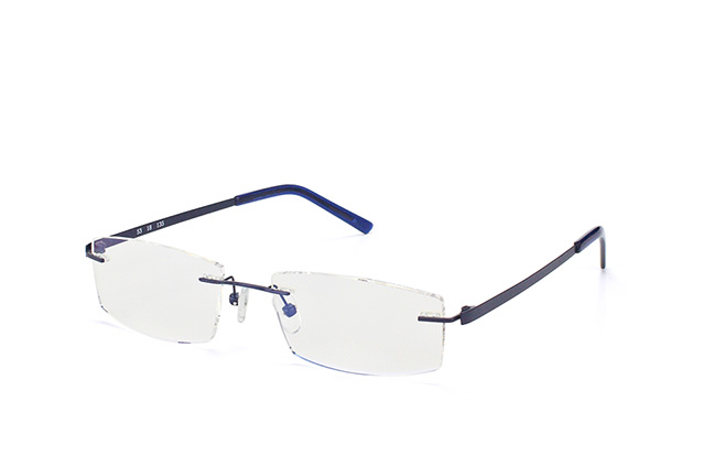 Mister Spex Collection Neville Titanium 002 perspective view