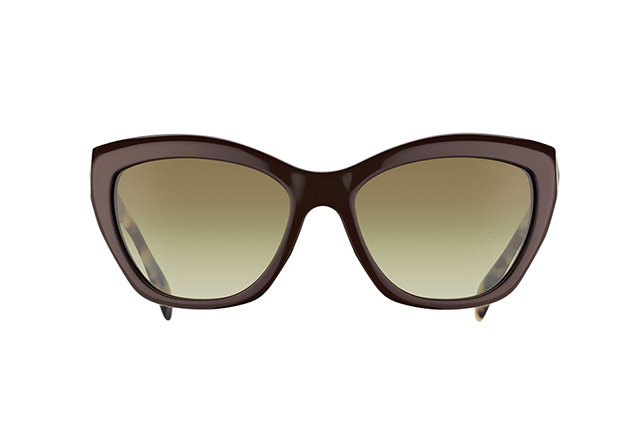 Prada PR 02QS DHO-4M1 perspective view