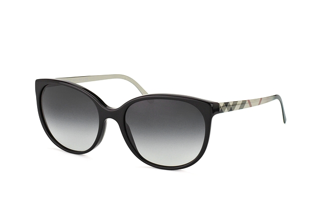Burberry BE 4146 3406/8G vista en perspectiva