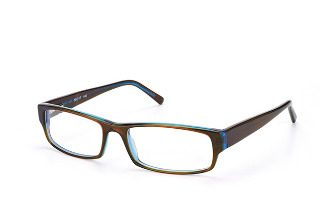 Mister Spex Collection Carson 1064 001 vue en perpective