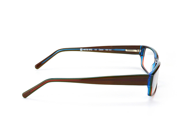 Mister Spex Collection Carson 1064 001 vista en perspectiva