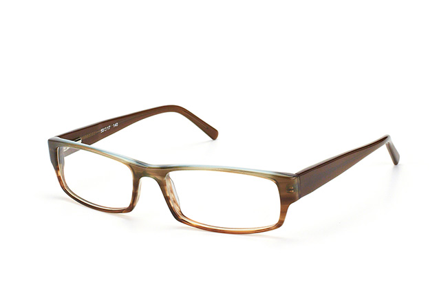 Mister Spex Collection Carson 1064 003 vista en perspectiva