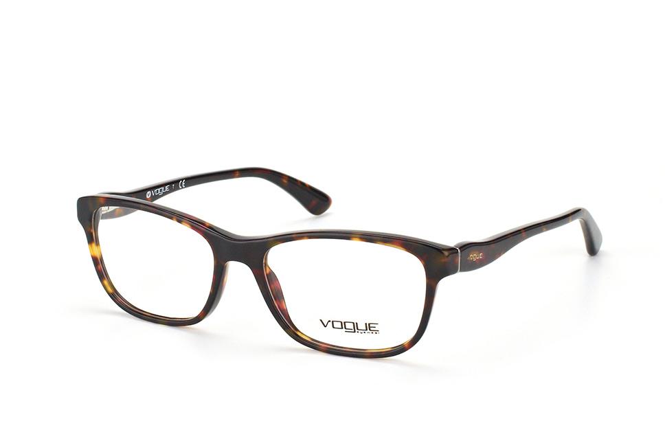 VOGUE Vogue Damen Brille » VO4086«, goldfarben, 848 - gold