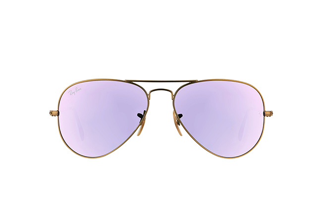 Ray-Ban Aviator RB 3025 167/4K small Perspektivenansicht