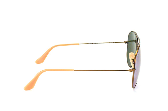 Ray-Ban Aviator Large Metal RB 3025 167/4K Perspektivenansicht