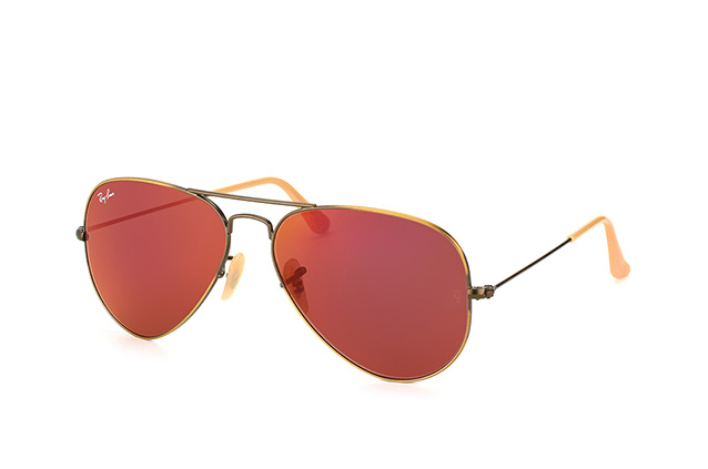 Ray-Ban Aviator Large Metal RB 3025 167/K2 perspective view