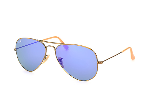 Ray-Ban Aviator Large Metal RB 3025 167/68 perspective view