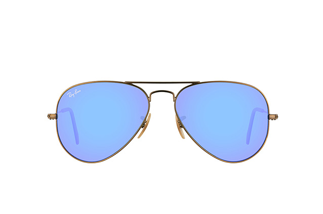 Ray-Ban Aviator RB 3025 167/68 small vista en perspectiva