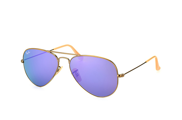 Ray-Ban Aviator RB 3025 167/1M small perspective view