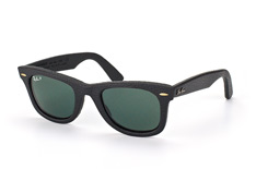 Ray-Ban Wayfarer Genuine Leather RB 2140QM 1152/N5 small