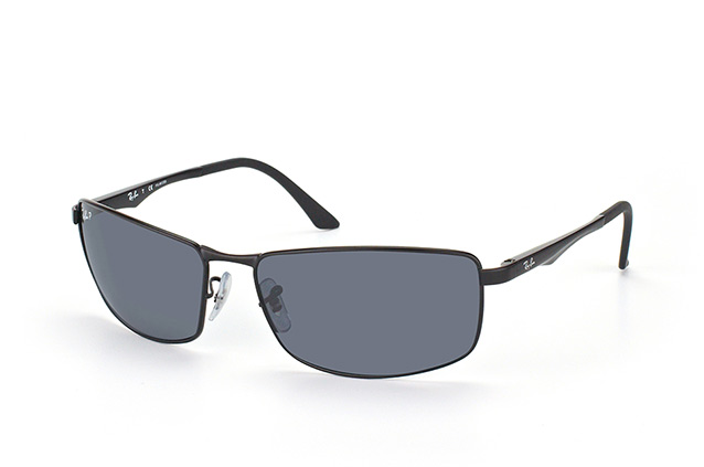 c5af83583b ... Sunglasses  Ray-Ban RB 3498 006 81. null perspective view ...
