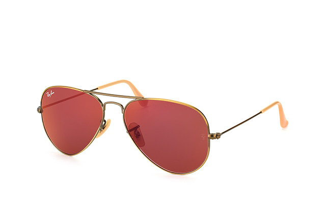 Ray-Ban Aviator RB 3025 167/2K small vue en perpective
