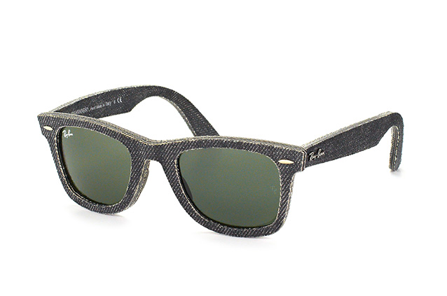 Ray-Ban Wayfarer Denim RB 2140 1162 Perspektivenansicht