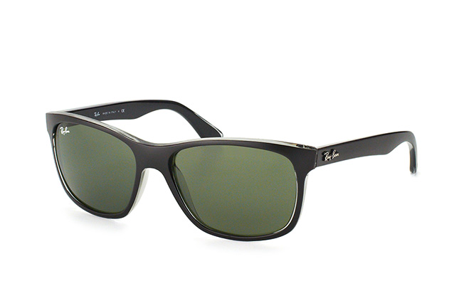 Ray-Ban RB 4181 6130 perspective view