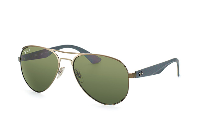 Ray-Ban RB 3523 029/9A vista en perspectiva
