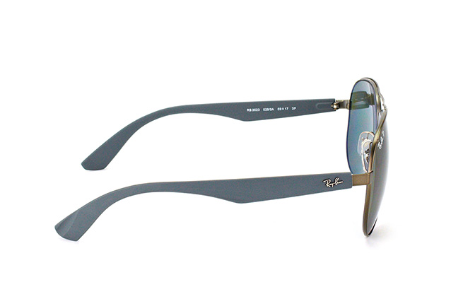 Ray-Ban RB 3523 029/9A perspective view