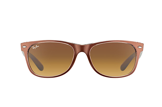 Ray-Ban Wayfarer RB 2132 6145/85 Large vista en perspectiva