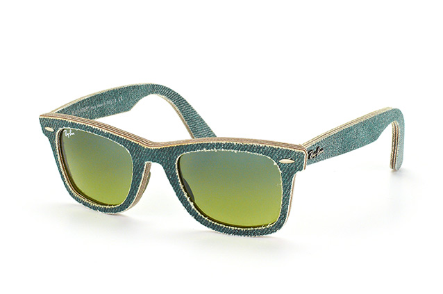 Ray-Ban Wayfarer Denim RB 2140 1166/3M perspective view