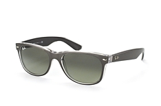 Ray-Ban New Wayfarer RB 2132 6143/71 large small